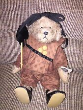 Ganz Cottage Collectibles Teddy Bear Meagan Dressed 21