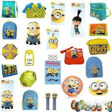 OFFICIAL DESPICABLE ME MINIONS Back to School Wallets Duvet Bags Umbrellas Gifts