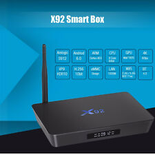 X92 Mini PC TV BOX Android 6.0 3G+16G/32G Amlogic S912 Smart Octa Core WiFi