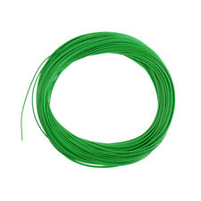 WF4/5/6/7/8F Trout Fly Fishing Line 100FT Weight Forward Floating Green