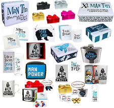 Bright Side Man Tin Star Wars Darth Vader Fathers Day Birthday Gifts for Him