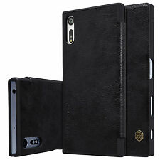 Original Nillkin Qin Series leather Wallet Flipcover for Sony Xperia XZ/XZs