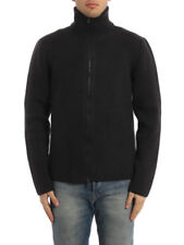 Maison Martin Margiela ribbed wool zip cardigan Cammionneur New GENUINE