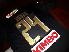 Maglia SSc NAPOLI Kappa 2016 Kombat Extra Serie A Away New maillot Insigne 24