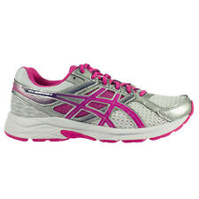 ASICS GEL-CONTEND 3 T5F9N Zapatos Mujer zapatillas deportivas fitness Blanco