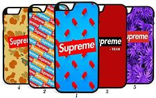 Supreme NYC Hipster Tumblr Skateboard Hyped Swag Phone Case Cover iPhone Range