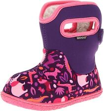 BOGS Bogs Baby Classic Zoo Waterproof Insulated Rain Boot (Infant/Toddler/Little