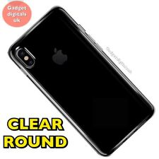Shockproof 360° Silicone Protective Clear Gel Case Cover For Apple iPhone 6 6S 7