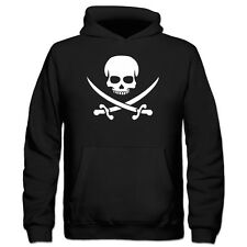 Pirate Skull With Crossed Swords Kinder Kapuzenpulli