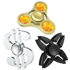 Tiger Crusader EDC Hand Fidget Spinner Finger Gyroscope Anti Stress Toy For ADHD