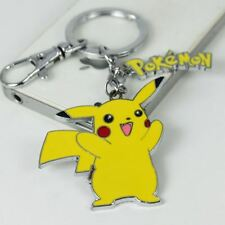 Anime Pokemon Pikachu Cosplay Key Ring Key Chain Unisex Fan Gift