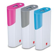 iBall Original Portable 5000mAh Power Bank with LED Indicator