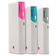 iBall Original Dual USB 10000mAh Power Bank with LED Indicator