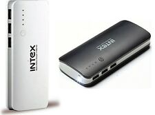 Intex High Performance 11000mAh Power Bank with Emergency Light