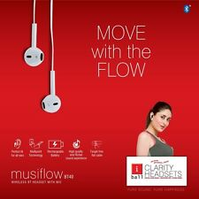 iBall Bluetooth MusiFlow BT40 Wireless Stereo Headset with Mic