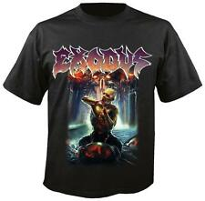 OFFICIAL LICENSED - EXODUS - BLOOD IN BLOOD OUT T SHIRT THRASH METAL