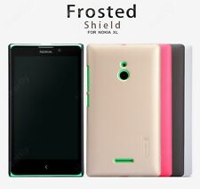 Nillkin Frosted Shield Series Hard Bumper Back Case Cover For Nokia XL Dual Sim