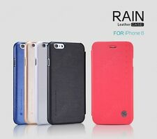 Nillkin Rain Series Leather Flip Hard Stand Back Case Cover Apple iPhone 6 4.7