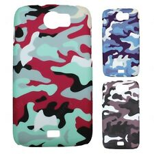 Heartly Army & Strip Style Thin Hard Back Case Cover For Micromax Canvas 2 A110