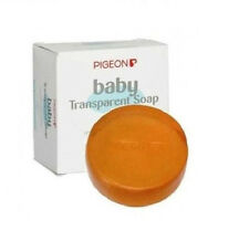 Pigeon Baby Transparent Soap (HYPOALLERGENIC) - 80G combo