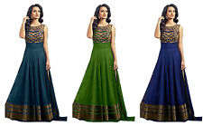 IndiaPehnava Party wear heavy Embroidered Anarkali Suit