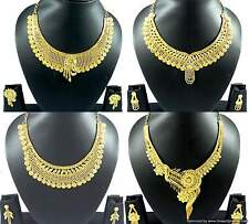 Necklace Earrings Jewelry sets Beautiful Latest Design Indian Bridal Jewellery