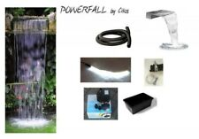 powerfall cascata Set ECO 60cm Pronti per collegamento incl. POMPA,