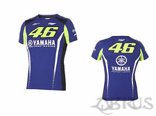 Genuine Yamaha Valentino Rossi VR46 Ladies T-Shirt ATV QUAD MOTORCYCLE