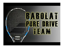 Babolat Pure Drive Team Tennis Racquet STRUNG with Cover NEW FREE SHIPPING