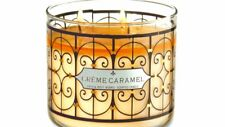 NEW  2017 3 WICK CANDLES FROM BATH & BODY WORKS USA