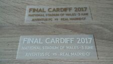 Patch Match Finale Champions League 2017  Juventus vs Real Madrid Final  Cardiff