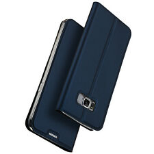 Luxury Leather Flip Case For Samsung Galaxy S8 Plus, S8