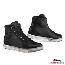 TCX 24/7 LINE LIFESTYLE SCARPA MOTO IMPERMEABILE SHOES STREET ACE WATERPROOF ...