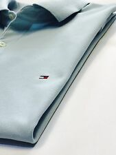 Tommy Hilfiger Cameo Blue Luxury Slim Fit Polo