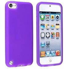 Protective Slim Hard Rubberized Plastic Case Cover For iPod Touch 5th generation