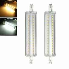 Dimmable R7S 135MM 10W 90 SMD 2835 LED Pure White Warm White 650Lumens Light Lam
