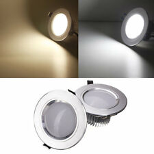 5W LED Downlight Ceiling Recessed Lamp Dimmable 220V + Driver