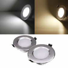 3W LED Downlight Ceiling Recessed Lamp 110V Dimmable + Driver
