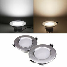 3W LED Downlight Ceiling Recessed Lamp Dimmable 220V + Driver