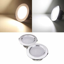 12W LED Downlight Ceiling Recessed Lamp Dimmable 110V + Driver