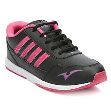 Combit Women's Multi-Colour Running Sport Shoe (CBT-LJ-121-Black-Rani)