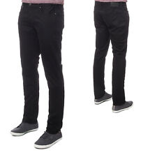 Jack & Jones Jeans JJITIM JJORIGINAL CR 009 LID Herren Slim Fit Denim Schwarz