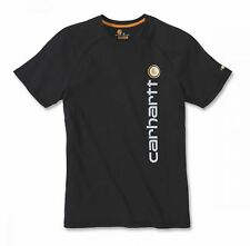 T-Shirt Herren Carhartt Force Cotton Delmont Graphic Kurzarm Freizeit Business