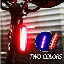Bicycle Reflector Bike Set Rear Wheel New Red Reflectors Front Spoke Safety
