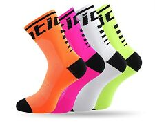 Cycling Socks Sports Breathable Mens Athletic Men Bicycle Size Running Bike