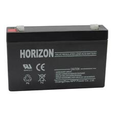 Rechargeable Sealed Lead Battery 6v, 12v, 2.2,3.4,4,7 AH Standby Many Uses