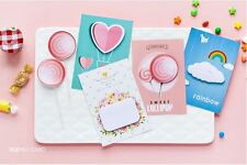 Kawaii Japanese Cute Happy World Memo Pad Post It Note Sticky Notes