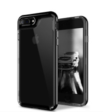 Stylish Look Transparent Hard Back Case Cover for Apple iPhone 7