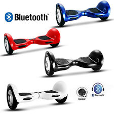 HOVERBOARD OVERBOARD 10 LUCI LED SPEAKER E BLUETOOTH SCOOTER AUTOBILANCIATO