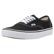 Vans Authentic Mens Trainers Black New Shoes All Sizes